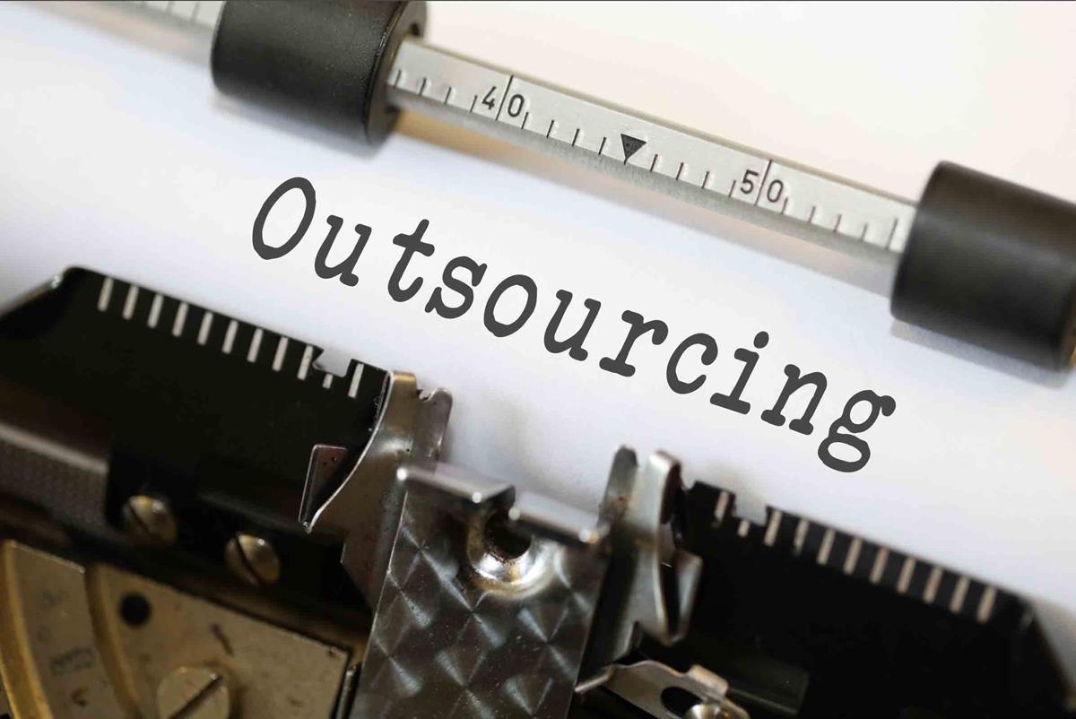 Web et outsourcing